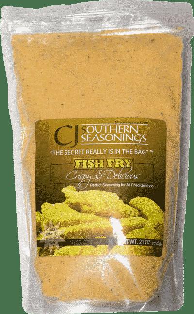 Cj S Southern Seasonings Fish Fry